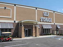 American Self Storage Communities Fairview Facility