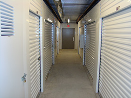 Indoor Units Available American Self Storage Communities Greenwood Facility