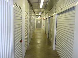 Indoor Units Available at American Self Storage Communities.