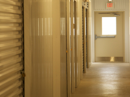 Indoor Units Available American Self Storage Communities Fairview Facility