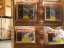 Protection Kits Available American Self Storage Communities Fairview Facility